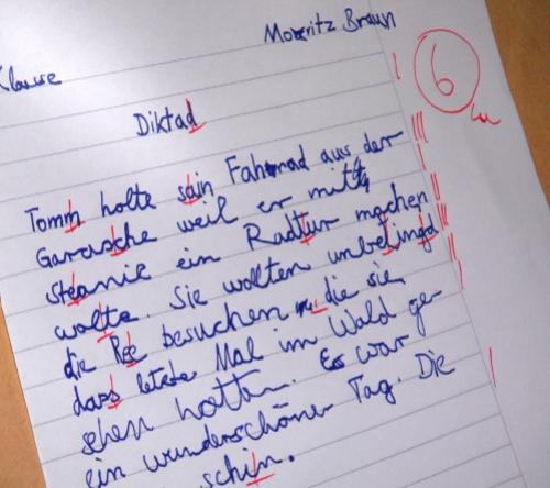 Übungen Deutsch Klasse 1 kostenlos zum Download  lernwolfde